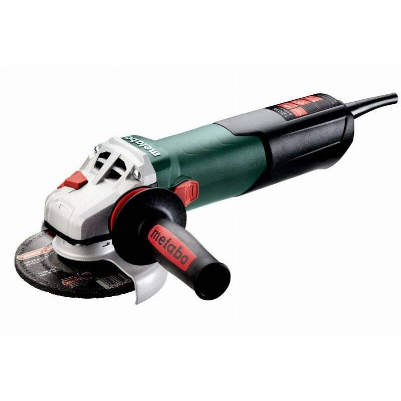 METABO Meuleuse Ø125 mm filaire WEA 11-125 QUICK METABO - 603626000