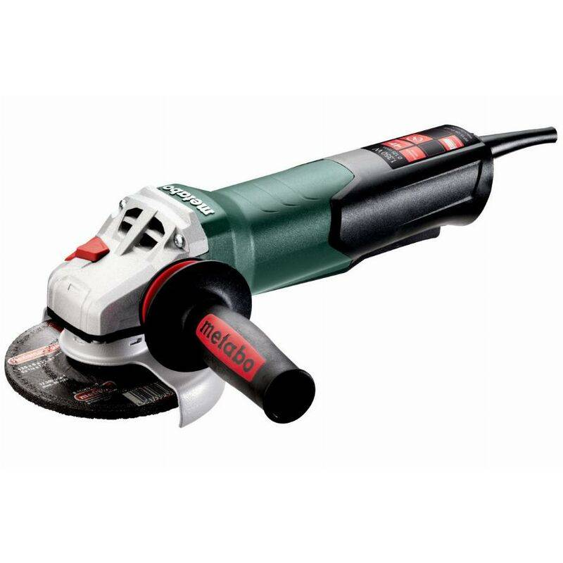 METABO Meuleuse Ø125 mm filaire WPB 13-125 QUICK METABO - 603631000