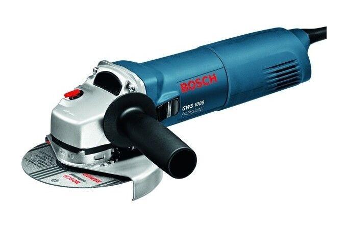 BOSCH Meuleuse BOSCH GWS 1000 - Ø125 mm 1000W - 0601828800