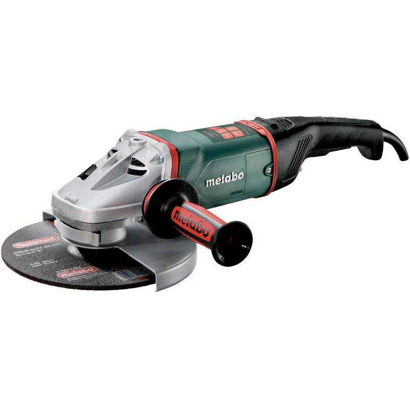 Metabo Meuleuse d angle WE 26 230 MVT Quick 2600 W 230 mm 606475000