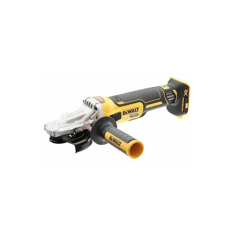 DEWALT Meuleuse sans fil DeWALT® DCG 405 FN-XJ, 18 V, sans batterie ni chargeur