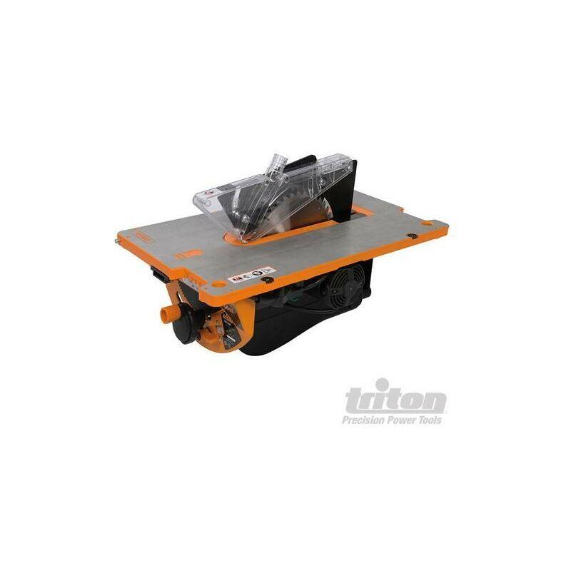 Triton - Module scie circulaire 1 800 W pour TWX7, 254 mm, TWX7CS001 (UK)