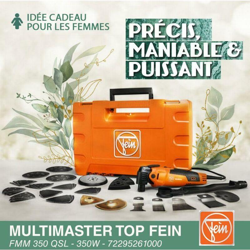 FEIN Multimaster Top FEIN FMM 350 QSL - 350W - 72295261000