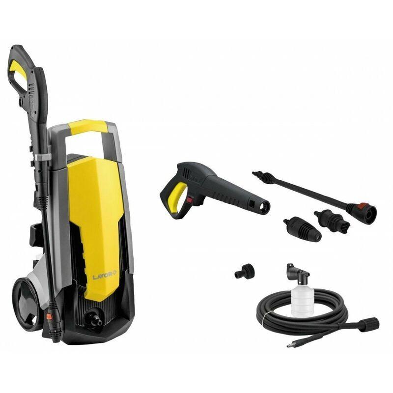 Nettoyeur haute pression Ride 110 Lavor – Jaune et noir