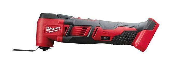 MILWAUKEE Outil multifonctions 18V solo M18BMT-0X MILWAUKEE sans batterie - 4933459572