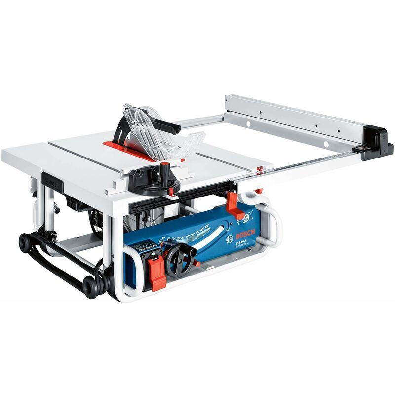 BOSCH Scie sur table 1800W Ø 254mm - GTS 10J - 0601B30500 - Bosch