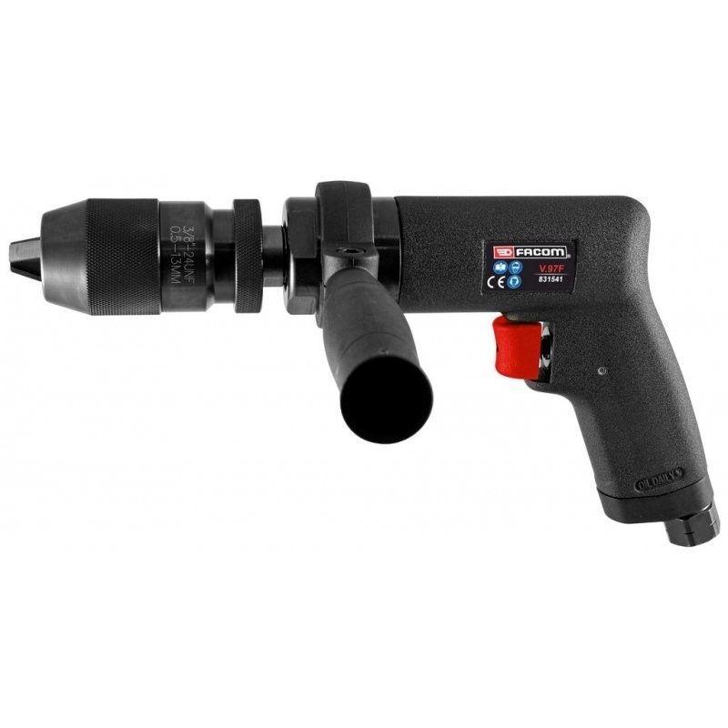 Facom - V.97FPB. Perceuse pneumatique mandrin 13mm 460.4