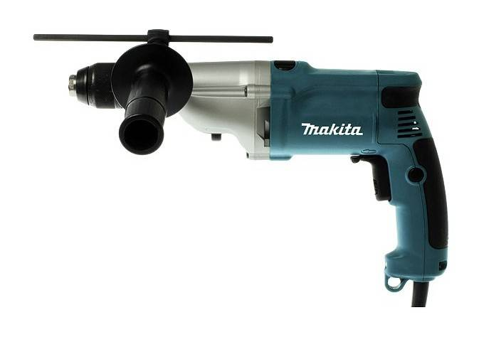 MAKITA Perceuse à percussion MAKITA 720W Ø 13 mm En Coffret MAK-PAC - HP2051FHJ