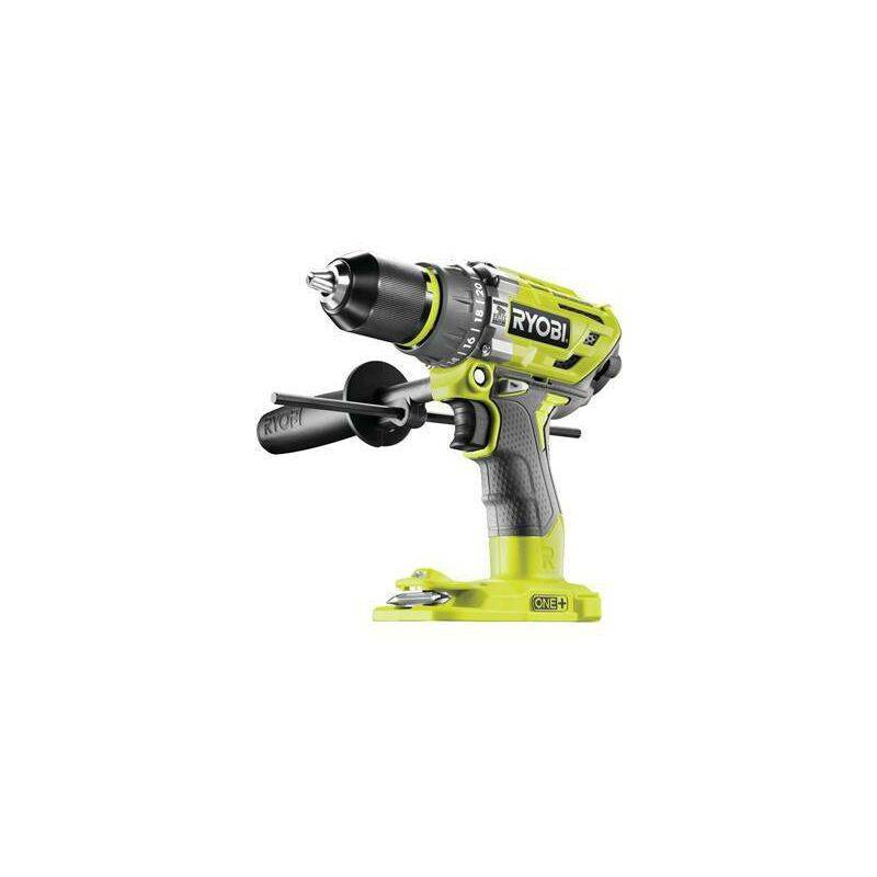 Ryobi R18PD7-0 5133003941 Perceuse-visseuse à percussion sans fil 18 V Li-Ion