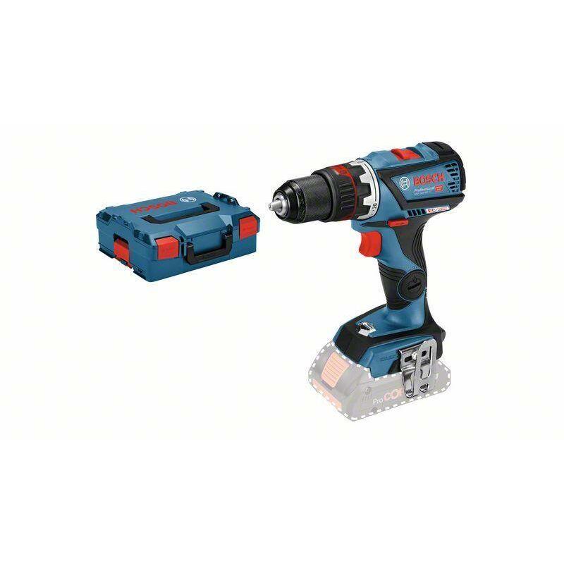 Bosch Professional Perceuse-visseuse sans fil GSR 18V-60 FC, L-BOXX (sans