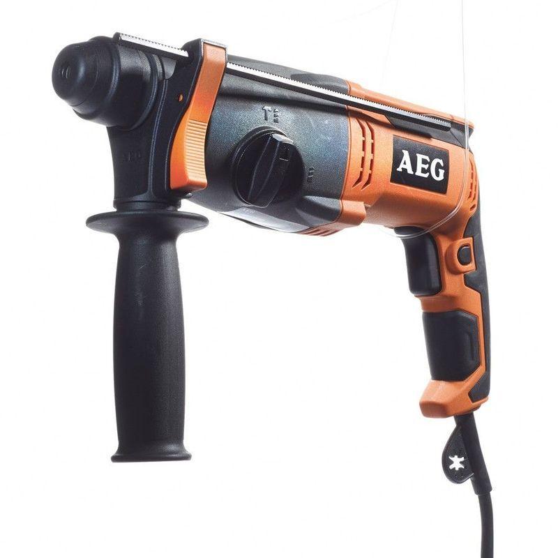 A.E.G Perforateur sds+ AEG ,720 Watts , 2.5 JOULES BH24E , 5 forets béton Offert !
