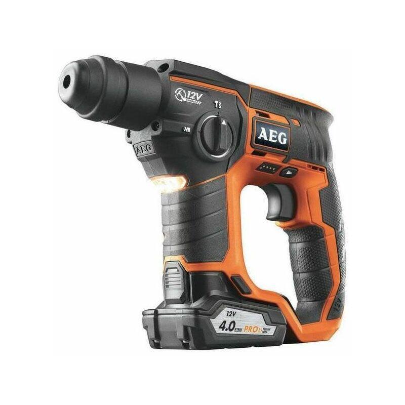 A.e.g - AEG Powertools Perforateur SDS+ sans fil 12V BBH 12 LI-402C - 4935443991