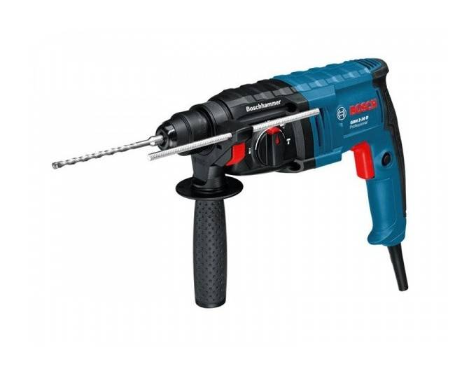 BOSCH Perforateur-burineur BOSCH SDS-Plus GBH 2-20D Professional - 650 W - 061125A400
