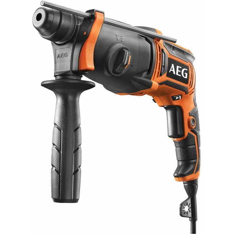 AEG Perforateur Chevilleur 800W / 2,4 Joules Aeg Bh 24 Ie - 4935451558 - -