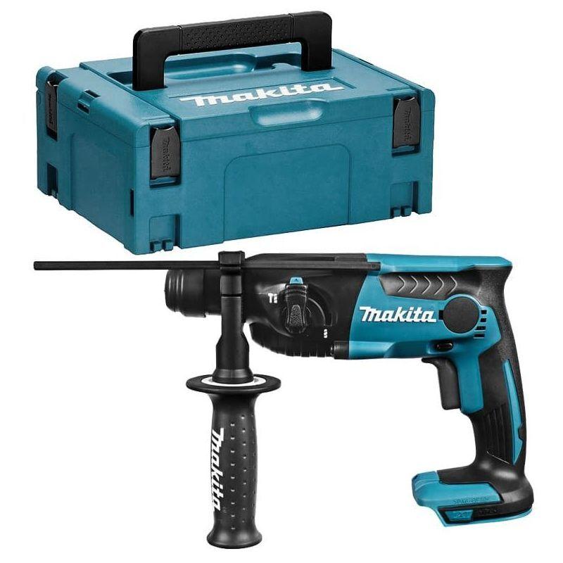 MAKITA Perforateur SDS-Plus LXT 14,4V (Machine seule) en coffret - MAKITA DHR164ZJ