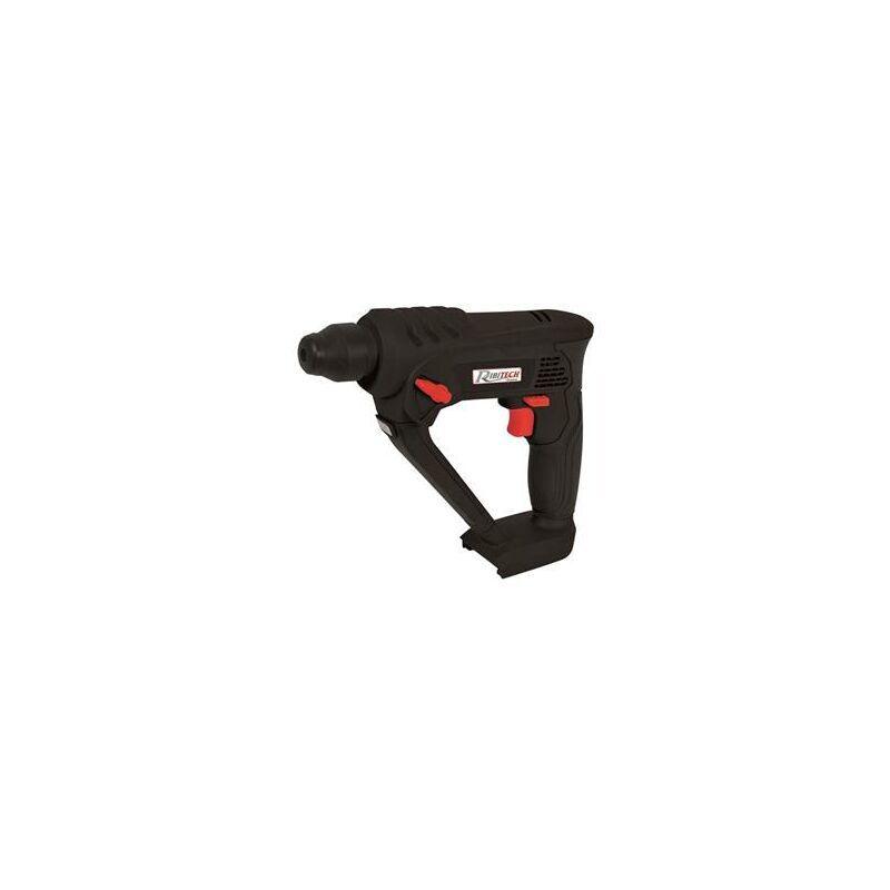 RIBIMEX Perforateur sds r-bat20 20 Volts sans batterie ni chargeur