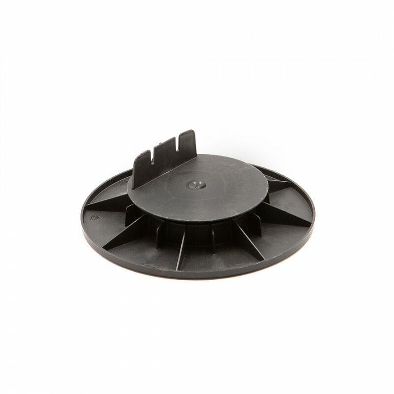 RINNO PLOTS Plot terrasse bois ou composite 25/40 mm Carton de 70 plots