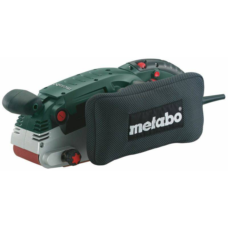 METABO Ponceuse à bande filaire 1010W avec socle - METABO BAE 75