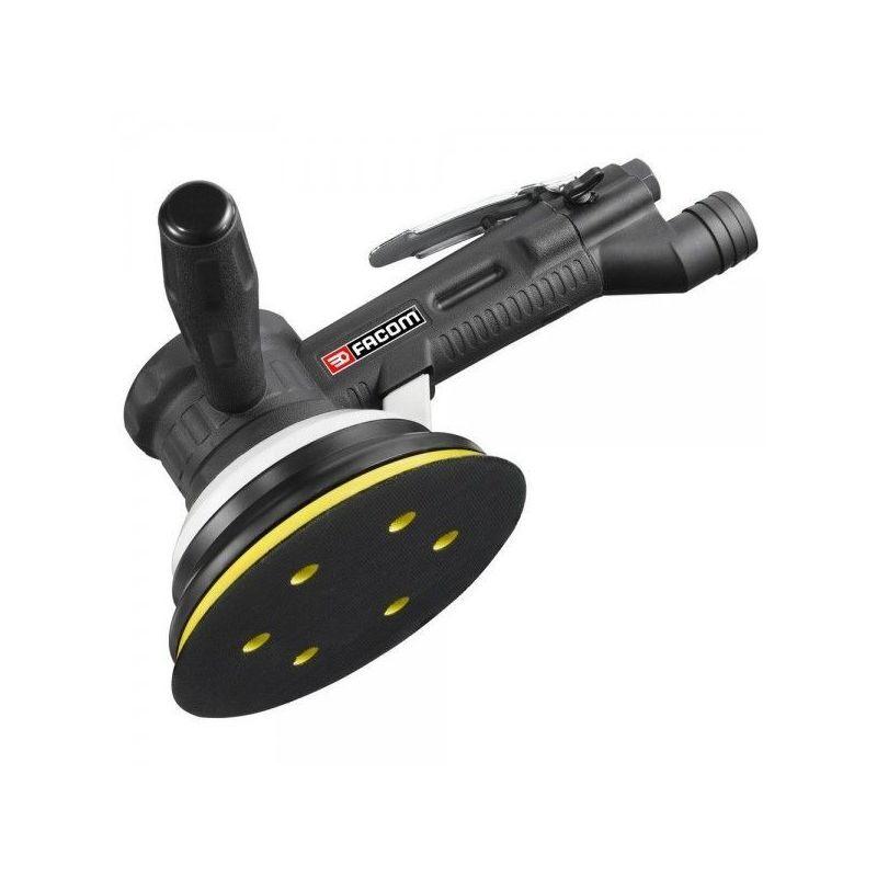 Facom - Ponceuse orbitale 150mm deux mains orbite 10mm pneumatique 370.03