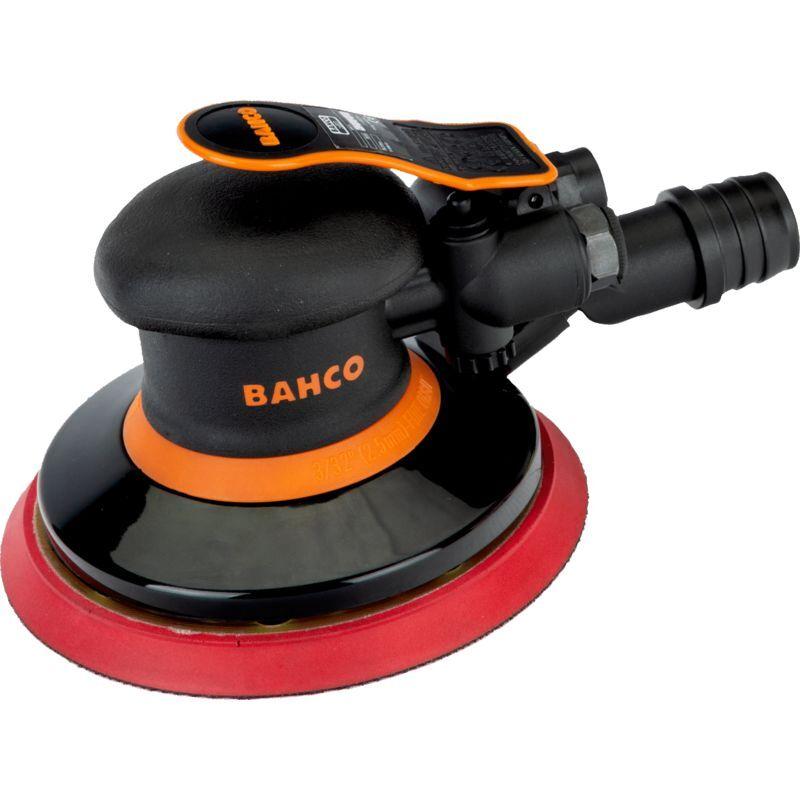 BAHCO PONCEUSE PNEUMATIQUE ORBITALE BAHCO BP601 150 mm composite excentrée 5 mm