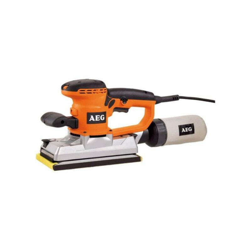 A.E.G Ponceuse vibrante AEG 1/2 feuille 500W FS 280