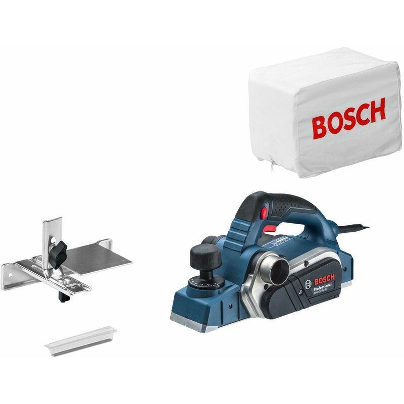 Dewalt - Bosch GHO 26-82 D - Rabot électrique - 710W - 82mm - 2,6mm