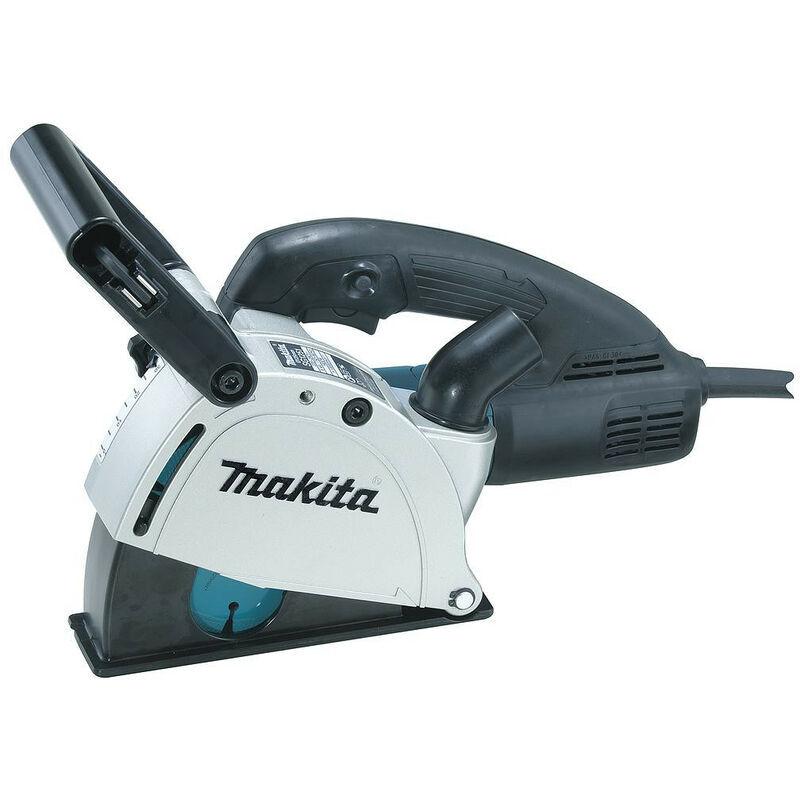 Makita – Rainureuse à double disque 125mm 1400W – SG1251J - TNT