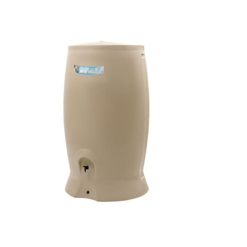 EDA - Récupérateur d'eau 1000 L rotomoulé Recup'o + Kit Collecteur - Dim. L 107