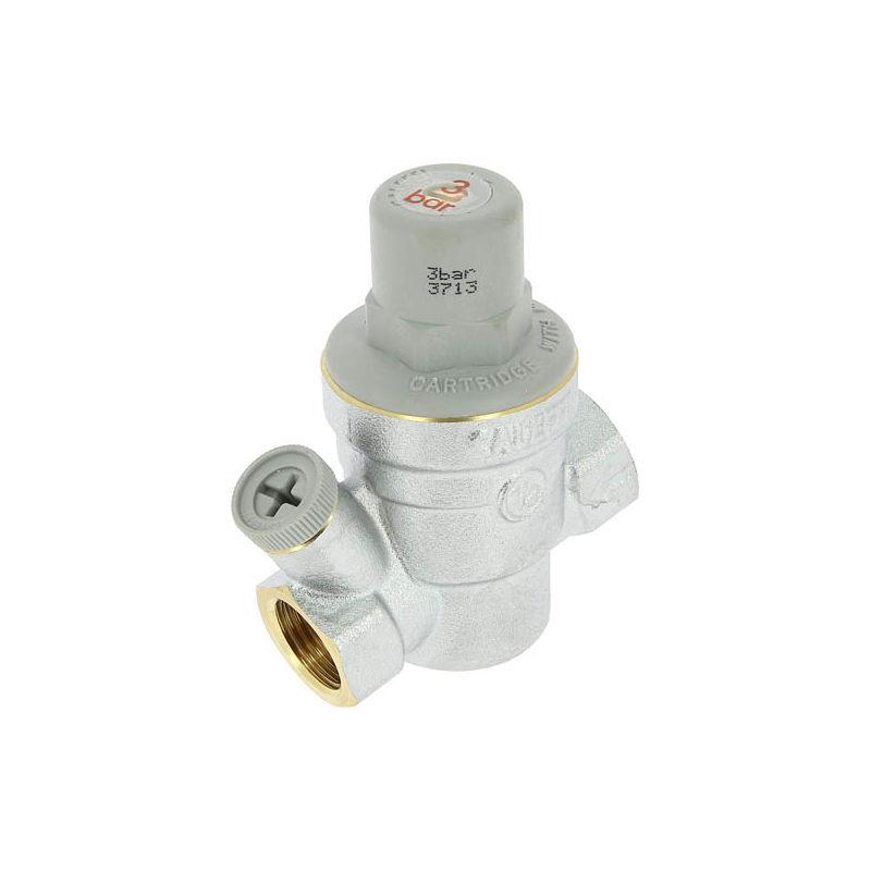 Thermador - Réducteur pression sans mano eau froide - 16bar - Femelle Femelle