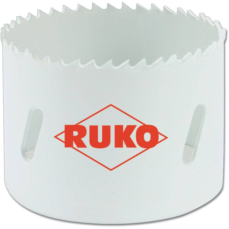 Ruko - Scie cloche bi-métal HSS - Diamètre 83 mm