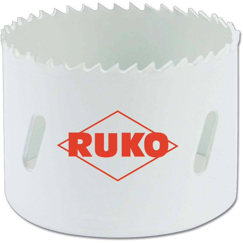 Ruko - Scie cloche bi-métal HSS - Diamètre 127 mm