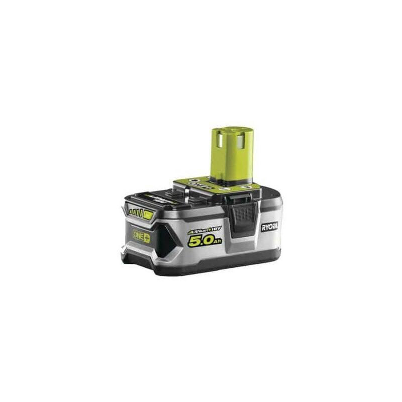 RYOBI Batterie RYOBI 18V OnePlus 5.0Ah Lithium-ion RB18L50