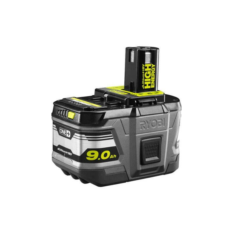 RYOBI Batterie RYOBI 18V OnePlus 9.0Ah LithiumPlus - Hight Energy RB18L90