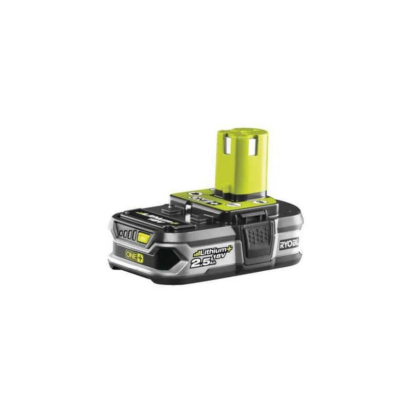 RYOBI Batterie RYOBI 18V OnePlus 2.5Ah LithiumPlus RB18L25