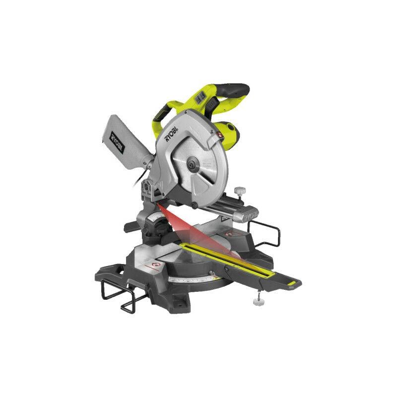 RYOBI Scie à coupe d'onglets radiale électrique RYOBI 2000W 254mm EMS254L