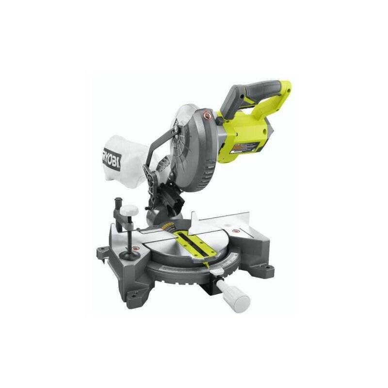 RYOBI Scie à coupe d'onglets RYOBI 18V OnePlus lame 190mm EMS190DCL