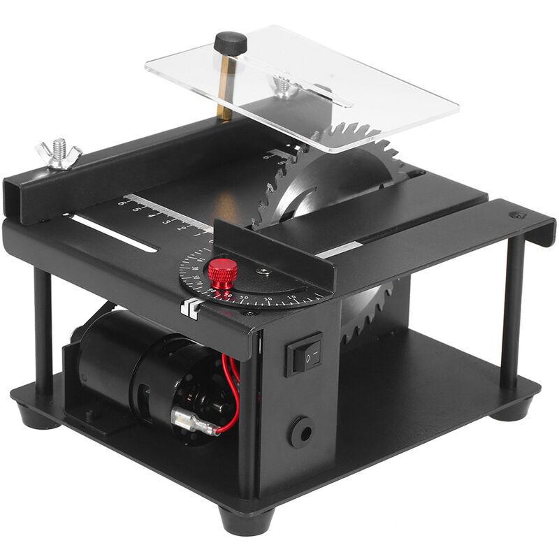Happyshopping - Scie aTable multifonctionnelle domestique Mini scie electrique