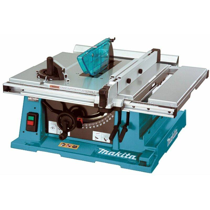 Makita 2704 - Scie sur table - 1650W - 260 x 30mm