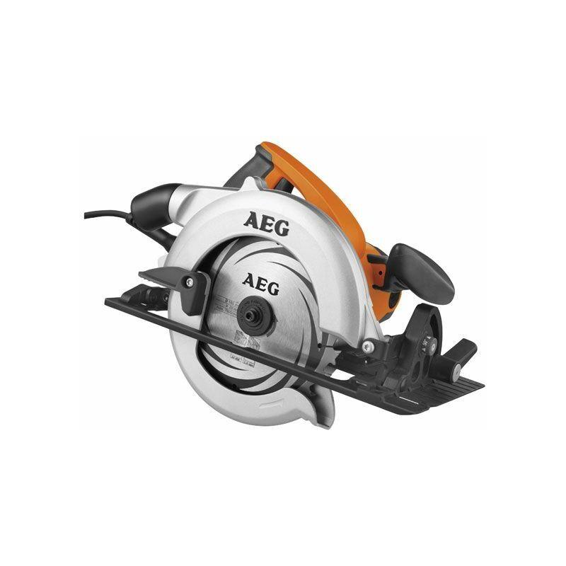 A.e.g - AEG Powertools Scie circulaire KS 55 C