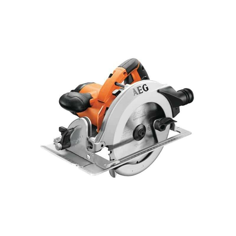 AEG Scie circulaire électrique AEG 1600W 64mm KS 66-2