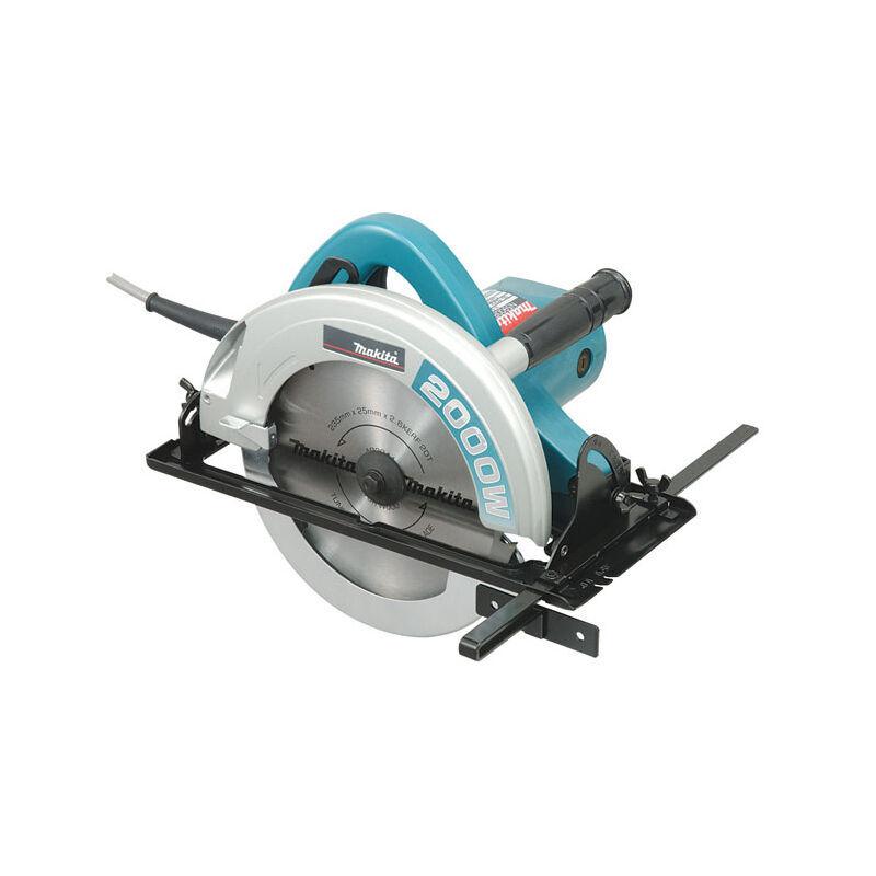 MAKITA Scie circulaire MAKITA 235 mm - 2000 W - avec accessoires - N5900B