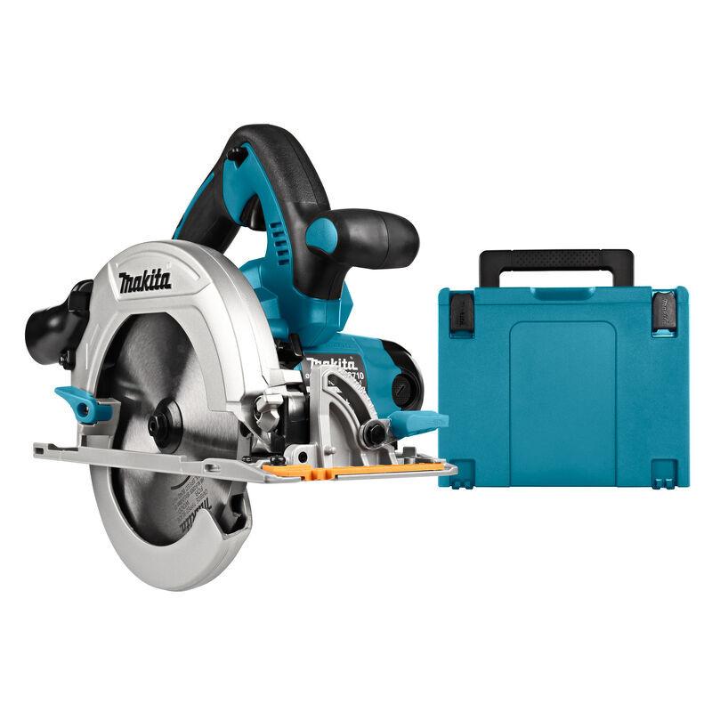 Makita DHS710ZJ Scie circulaire 36V (2x 18V) Li-Ion (machine seule) dans MAKPAC