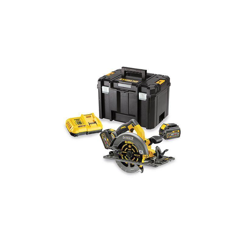 DEWALT Scie circulaire DEWALT - FLEXVOLT - Compatible avec rail de guidage - Ø190 mm