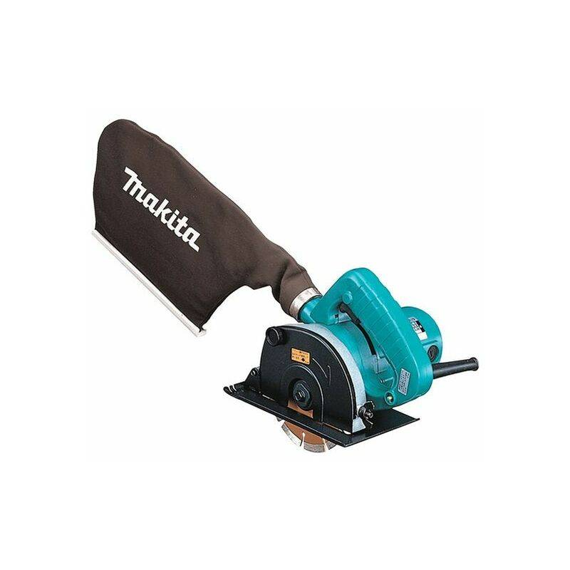 Makita Scie diamant 125 mm, 800 W - 4105KB