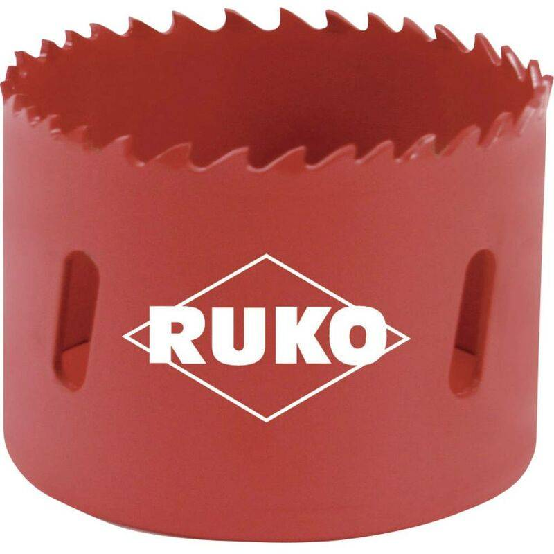 RUKO Scie cloche HSS bimétal 57 mm RUKO 106057 57 mm 1 pc(s)