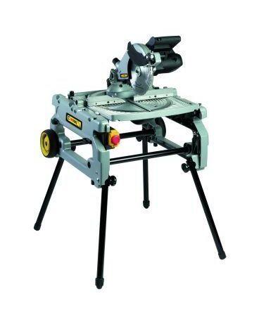 Fartools 113393 Scie combinée à onglet table 1800 W Diamètre 255 mm Capacité de