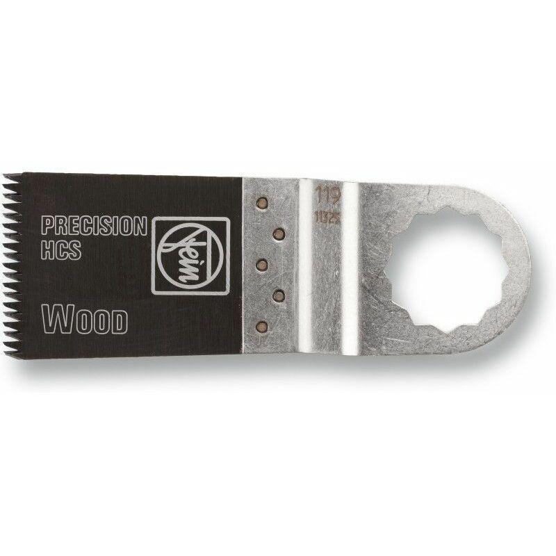 FEIN Lames de scie de précision E-Cut, largeur 35 mm - 63502119010 - Fein