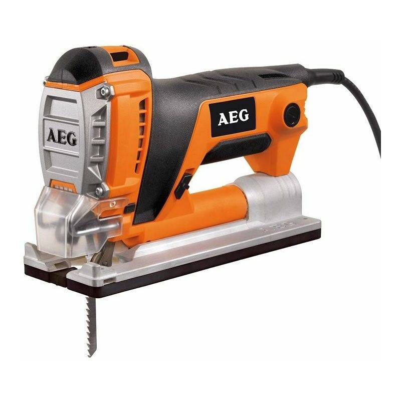 A.e.g - AEG Powertools PST 500 X Scies Sauteuses
