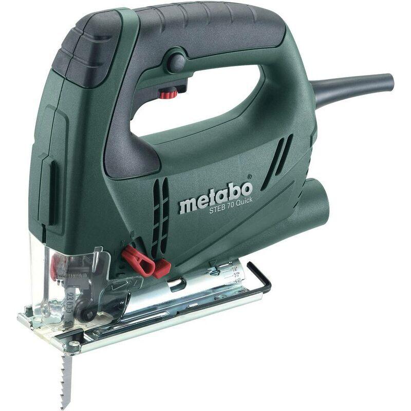 METABO Scie sauteuse Metabo STEB 70 Quick 601040500 + mallette 570 W 1 pc(s)