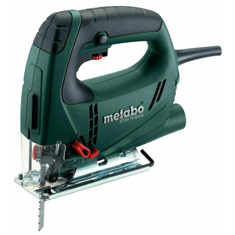 METABO Scie sauteuse STEB 70 Quick, Coffret - 601040500 - Metabo